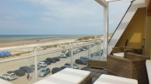 Fort-Mahon-Plage face a la plage appartement T3